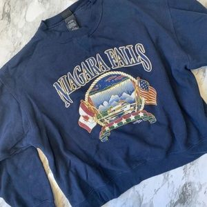 Vintage Niagara Falls Sweatshirt